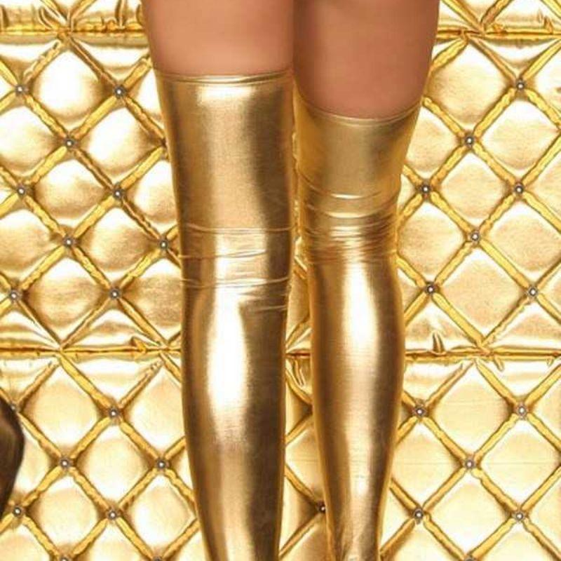 Телочки в колготках золотистого цвета, бешенная русская групповуха видео